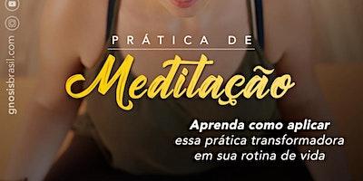 Aula de Meditação (Unidade Santana)