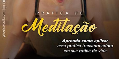 Aula de Meditação (Unidade Santana) tickets