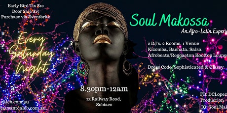 Soul Makossa-An Afro Latin Experience tickets