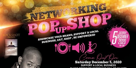 Networking Pop-Up-Shop tickets