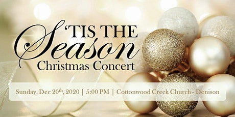 'Tis The Season Christmas Concert tickets