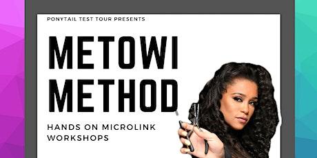 Metowi Method MICROLINK 1-on-1 Workshop 12/15/20 tickets