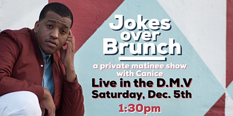 Jokes Over Brunch with Canice tickets