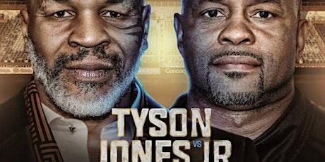 "MILLENNIUM AGE HOST: MIKE TYSON VS JONES JR  ""KNOCKOUT FIGHT NIGHT"" EDITION tickets"