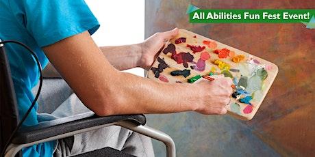 All Abilities Art Workshop tickets