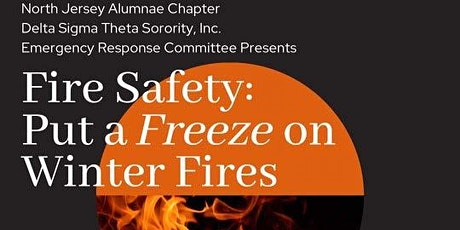 FIRE SAFETY: Put A Freeze on Winter Fires tickets