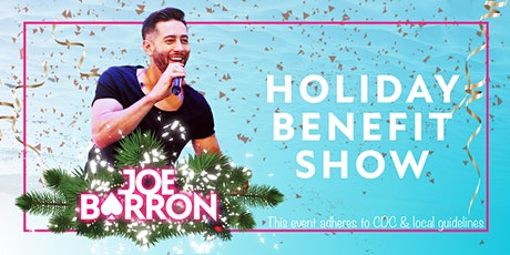 Joe Barron Holiday Benefit Show tickets