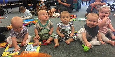 Baby Rhyme Time at Coffs Harbour Library tickets