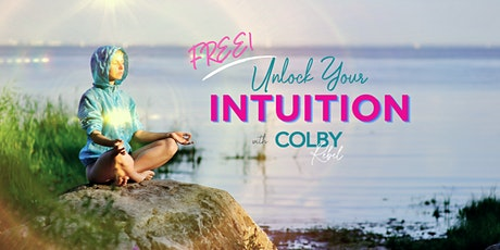 Unlock Your Intuition with Colby Rebel-FREE Class!
