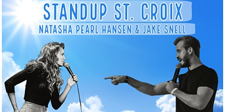 Comedy Night Returns to St. Croix with Natasha Pearl Hansen and Jake Snell tickets