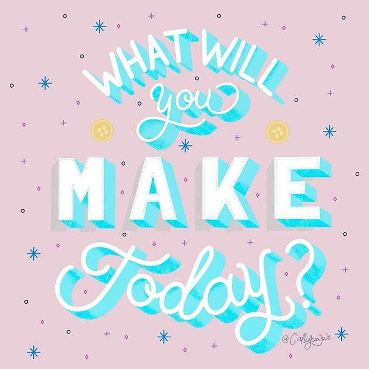 What will you make today?