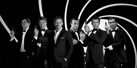 My name is Bond, James Bond tickets