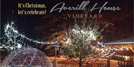 Christmas Vine to Wine Igloo & Gazebo Experience tickets