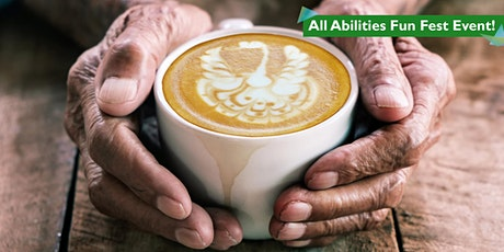 All Abilities - Drop in Lounge tickets