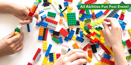 All Abilities Funfest - Lego Workshop tickets