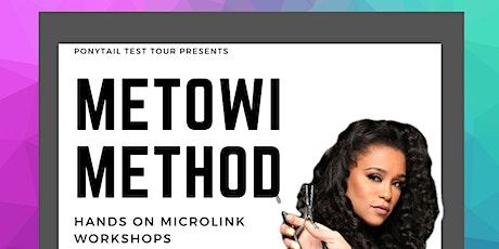 1-on-1 Metowi Method Workshop 12/17/20 Workshop tickets