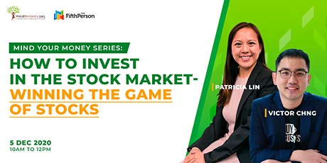 How To Invest In The Stock Market - Winning The Game Of Stocks tickets