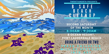 B Ocean Resort : B Safe Beach Cleanup tickets