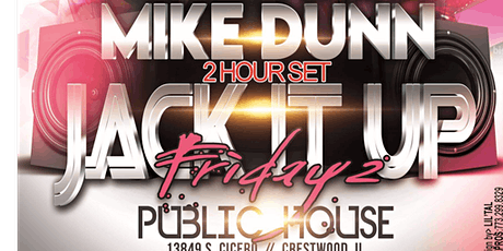 Black Friday House Night FT: Mike Dunn tickets