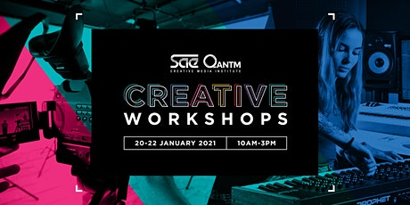 SAE Creative Workshops | Brisbane tickets
