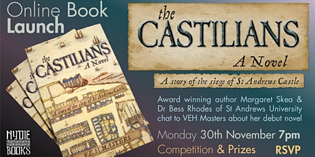 The Castilians Virtual Book Launch Party tickets