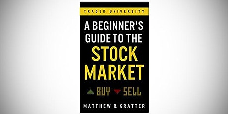 Book Review & Discussion : A Beginner's Guide to the Stock Market tickets