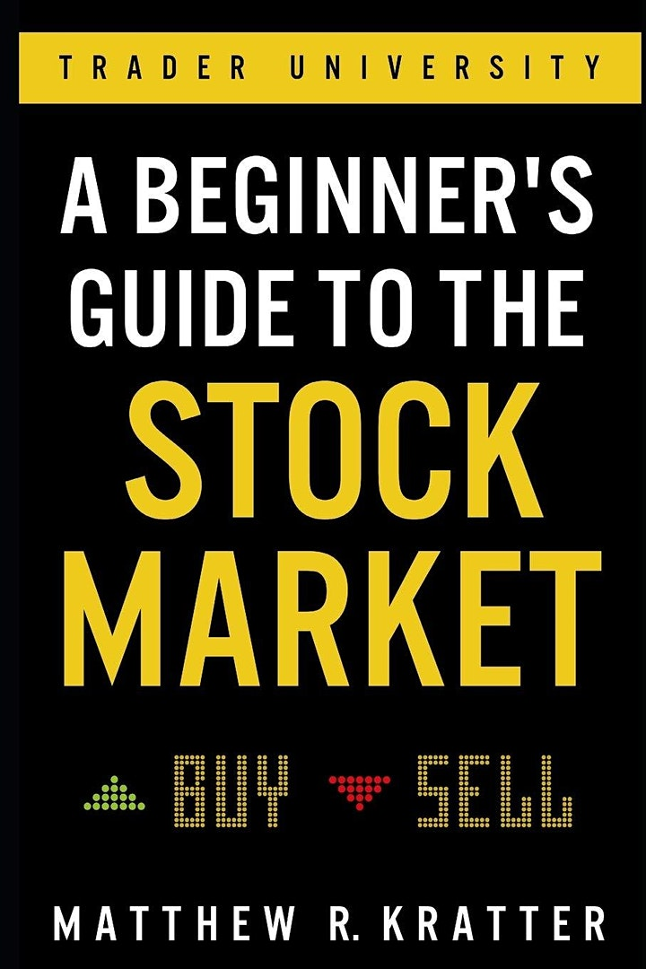 Book Review & Discussion : A Beginner's Guide to the Stock Market image