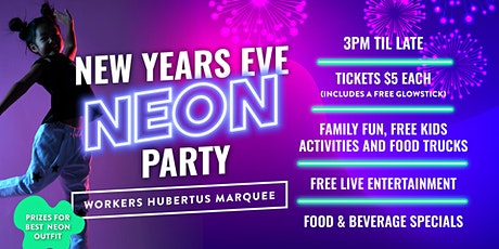 New Years Eve - Neon Party tickets
