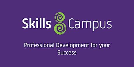 Employability Skills with David(Job Seeking Strategy & Interview Skills) tickets