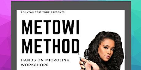 1-on-1 Metowi Method Workshop 12/29/20 tickets