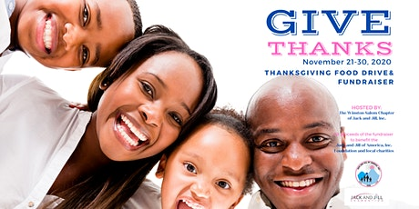 Thanksgiving Week of Giving ~ A Virtual Fundraiser tickets