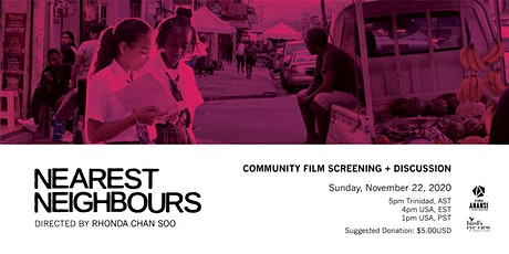 Nearest Neighbors | Film Screening and Panel Discussion tickets