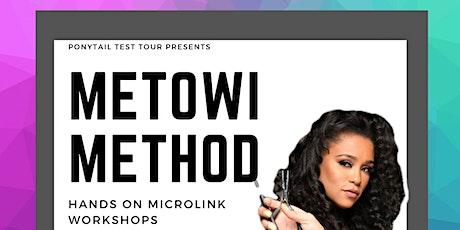 1-on-1 Metowi Method Microlink Workshop 12/22/20 tickets