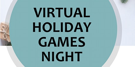 Virtual Holiday Games Night: Hosted by MISC and LWB tickets
