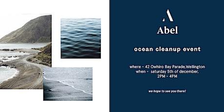 Abel Odor Ocean Clean Up tickets