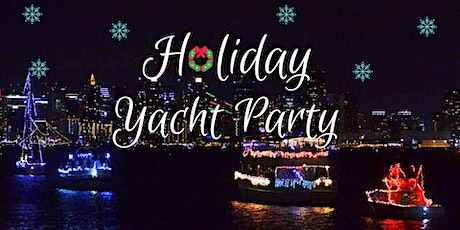 Holiday Private Yacht Party tickets
