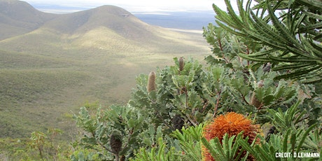 Halting the decline: efforts to track & save Australia's threatened plants tickets