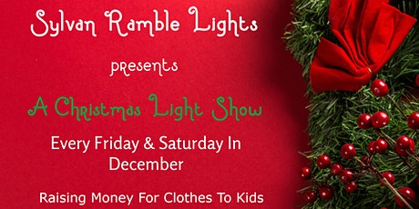 Christmas Light Show - 2020 - Sylvan Ramble Lights tickets