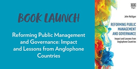 IGPA book launch: Reforming Public Management and Governance tickets