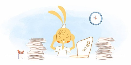 Time Management : Secrets to Overcome Procrastination tickets