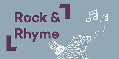 Rock and Rhyme Fridays - Bookings REQUIRED - @ Kingston Library tickets