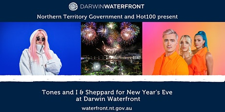 NYE 2020 at Darwin Waterfront tickets