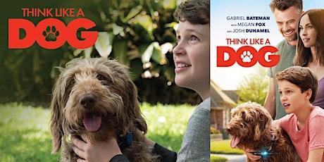 January Holiday Program: Film - Think Like a Dog - Hallidays Point tickets