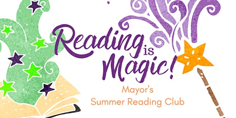 Mayor's SRC 2020-21 Launch, Registration and Magician -Seaford Library tickets