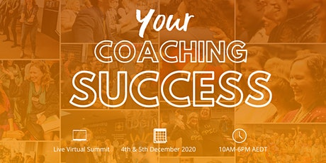 Your Coaching Success Virtual Summit tickets