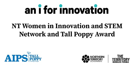NT Women in Innovation and STEM Network and Tall Poppy Award