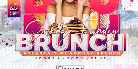 Sunday Funday Brunch @ Suite Lounge Atlanta tickets