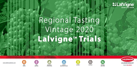 Lallemand Hawke's Bay Tasting - Vintage 2020 Lalvigne Trials tickets