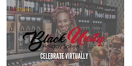 The Black Unity Holiday Soiree Partner Panel tickets