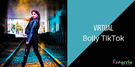 VIRTUAL Bolly TikTok Dance Workshop With Sravya tickets